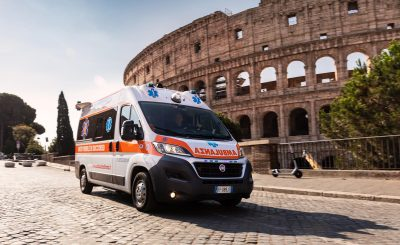 ambulanza privata h 24 roma